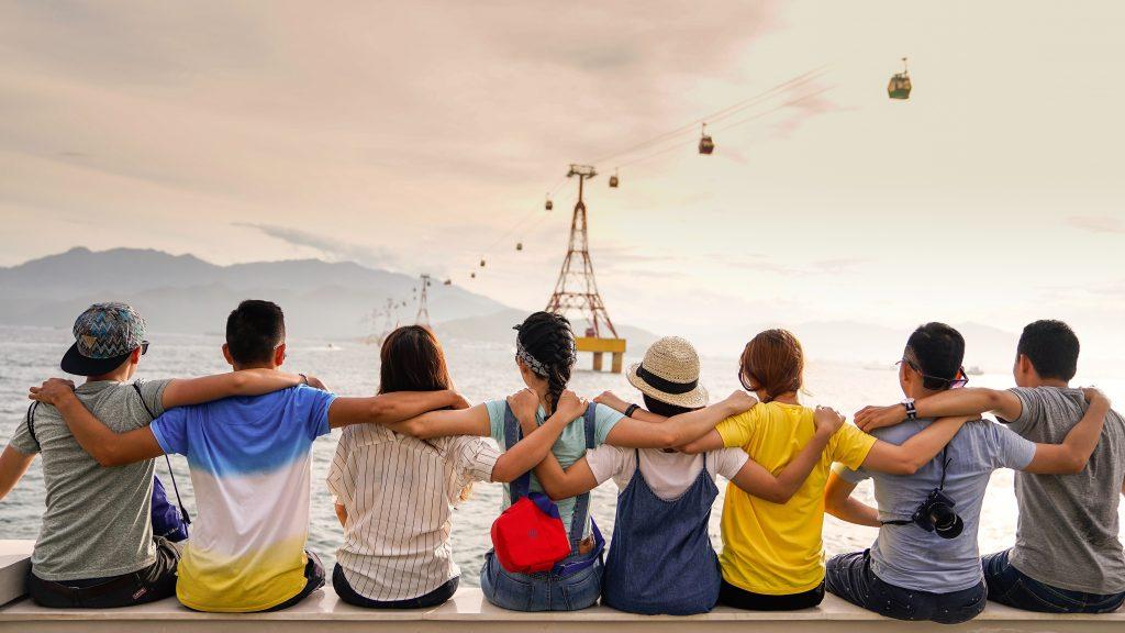 partagez du temps avec vos amis et votre famille